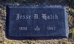Jesse Dunsmore Hatch