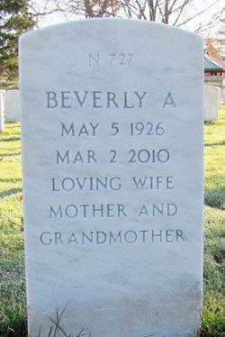 Beverly Ann <i>Crosbie</i> Fletcher