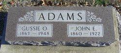 John E Adams