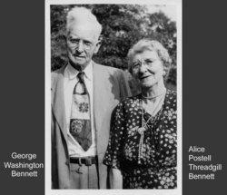 George Washington Bennett
