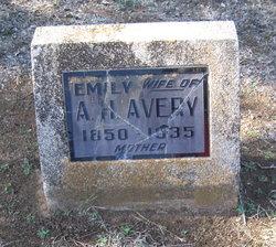 Emily V. <i>Weaver</i> Avery