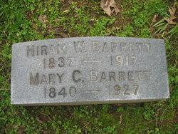 Mary C. <i>McNeal</i> Barrett