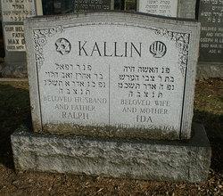 Ida <i>Kalicka</i> Kallin