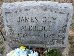 James Guy Aldridge