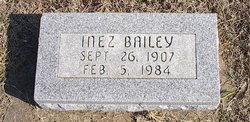 Inez Bailey