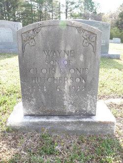 Wayne Hutcherson