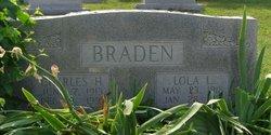 Charles H. Braden