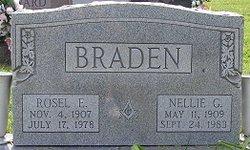 Nellie <i>Gabbert</i> Braden