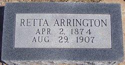 Retta Arrington
