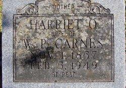 Harriet Orlena <i>Easley</i> Carnes