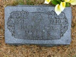 Harriet Hattie <i>Cox</i> Myers