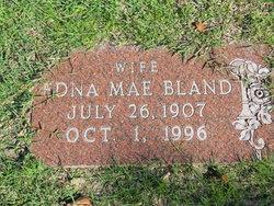 Edna Mae <i>Kilpatrick</i> Bland