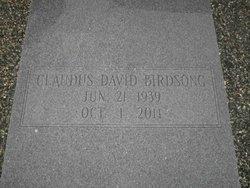 Cladus D. Birdsong, Sr