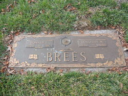 Dorothy Melba <i>Peters</i> Brees