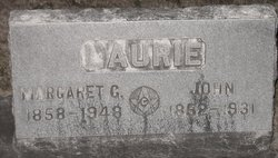 Margaret <i>Gellatly</i> Laurie