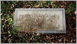 Robert Oscar Applewhite