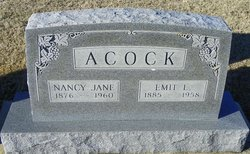 Nancy Jane Acock