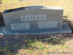 Cossie B. Bailey
