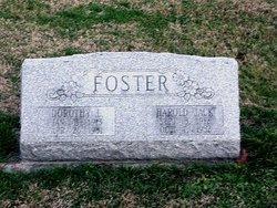 Dorothy L. <i>Lane</i> Foster