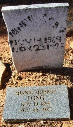 Minnie <i>Murphy</i> Long