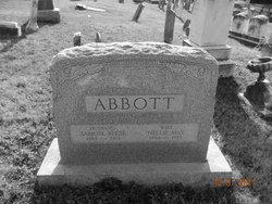Nellie May Abbott