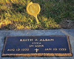 Keith A. Alban