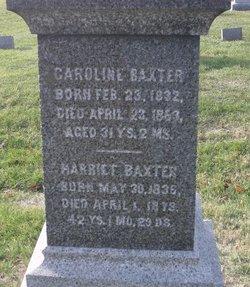 Caroline Baxter