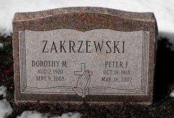 Dorothy M Zakrzewski