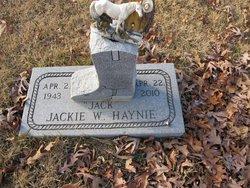 Jackie W Jack Haynie