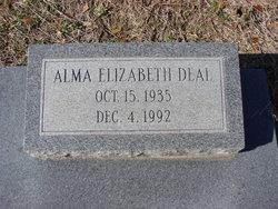 Alma Elizabeth <i>Deal</i> Deal