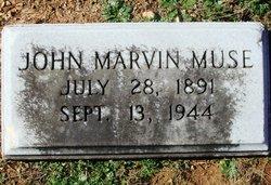 John Marvin Muse