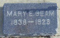 Mary Elizabeth <i>Harkness</i> Beam