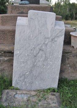 Rev Henry Lorenz
