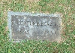 Decatur Bainbridge Bear, Jr
