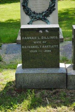 Hannah L. <i>Billings</i> Bartlett