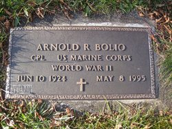 Corp Arnold R Bolio