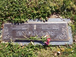 Violet <i>Edwards</i> Andrade