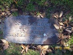 LTJG Donald Gilbert Beach