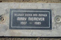 Mary Niemeyer