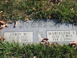 Marcelene S Johnson