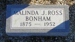 Malinda J <i>Ross</i> Bonham