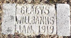 Gladys Willbanks
