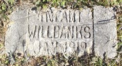 Infant Willbanks