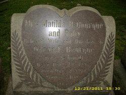 Matilda D. <i>Schmidt</i> Bourque