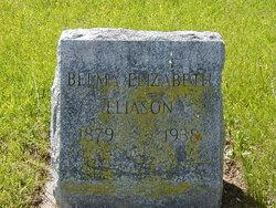 Belma Elizabeth Eliason