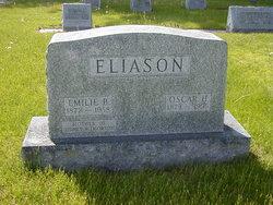 Emilie B. <i>Evenson</i> Eliason