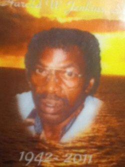 Harold W. Joe-Boy Jenkins, Sr