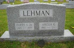 Amelia <i>Gilbert</i> Lehman