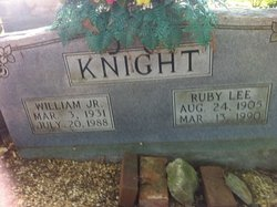 Ruby Lee <i>Stillwell</i> Knight