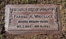 Farrel Andrew Whitlock